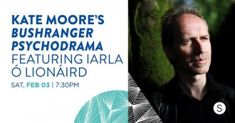 If you're in NYC next weekend, don't miss our Global Scholar Iarla O'Lionaird at Symphony Space!