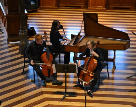 Early Music Princeton Performs