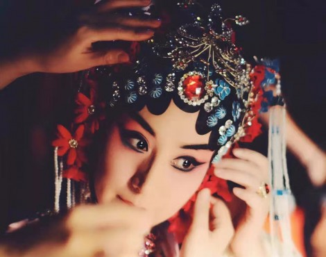 Peking Opera Photo