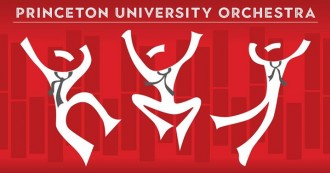 Tonight and tomorrow afternoon -- the Princeton University Orchestra opens their season with Leonard Bernstein, Hector